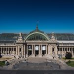 VERTIC's COMBIRAIL inclined fall protection rail system - Grand Palais Paris